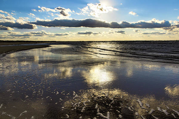 Photograph - Low Tide by Pete Federico