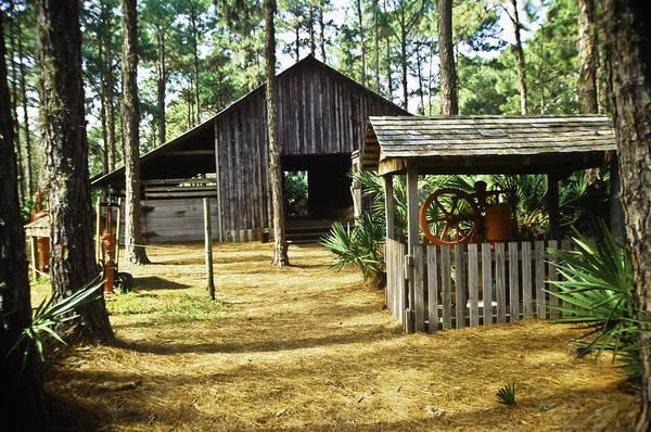 Photograph - Lowe Barn by Randy Sylvia