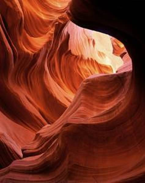 Slot Canyon Mixed Media - Lower Antelope Canyon Arizona by Tom Narwid