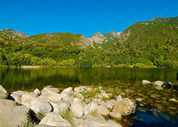 Photograph - Lower Bells Canyon Reservoir by Dan Miller