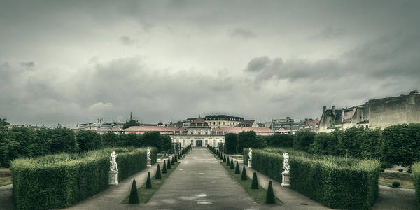Photograph - Lower Belvedere by Roberto Pagani