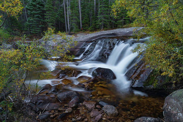 Photograph - Lower Copeland Falls by Gary Lengyel