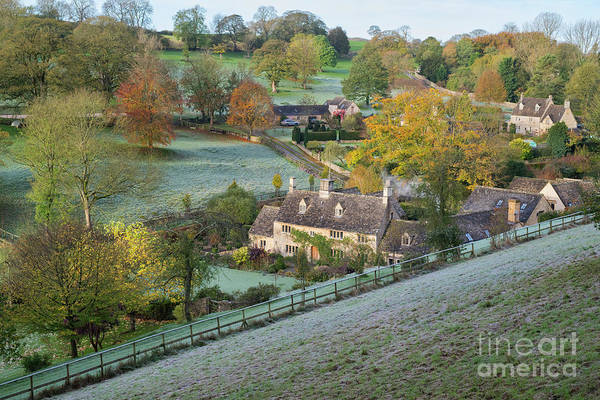 Photograph - Lower Dean In Autumn by Tim Gainey