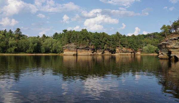 Photograph - Lower Dells by Sandy Keeton