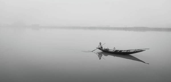 Photograph - Lower Ganges - Misty Morinings by Chris Cousins
