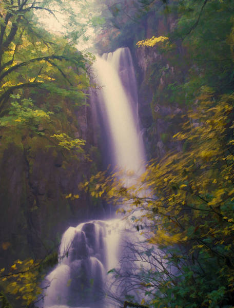 Photograph - Lower Kentucky Falls by Robert Potts
