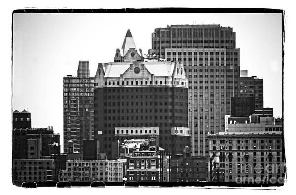 Photograph - Lower Manhattan Skyline by Doc Braham