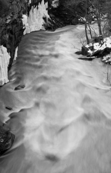 Wall Art - Photograph - Lower Rapids Cuyahoga Falls by Claus Siebenhaar