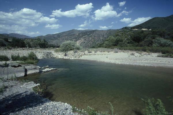 Manzana Wall Art - Photograph - Lower Sisquoc River - San Rafael Wilderness by Soli Deo Gloria Wilderness And Wildlife Photography