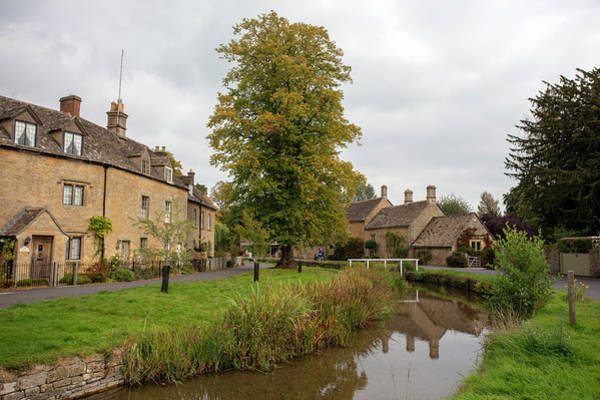 Photograph - Lower Slaughter Village by Paul Cowan