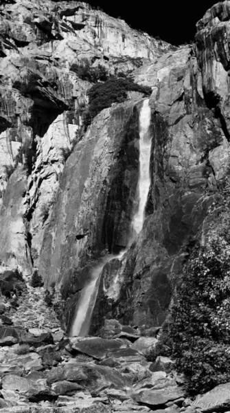 Photograph - Lower Yosemite Falls by Alexander Fedin