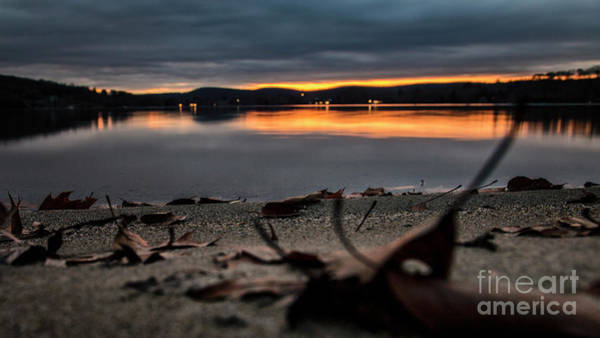New Preston Ct Photograph - Lowest Point by Grant Dupill