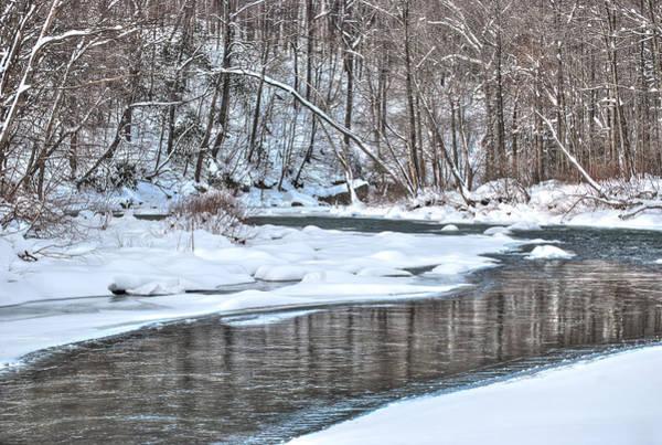 Photograph - Loyalhanna Creek - Wat0100 by G L Sarti
