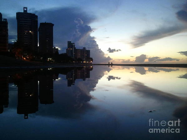 Photograph - Loyda's Point Of View by Reina Resto