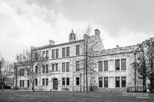 Photograph - Loyola University Maryland Beatty Hall by University Icons