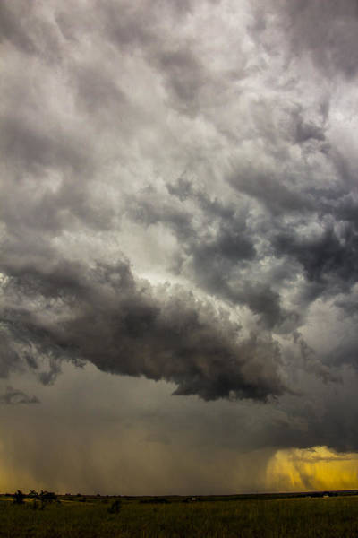 Photograph - Lp Nebraska Storm Cells 004 by NebraskaSC