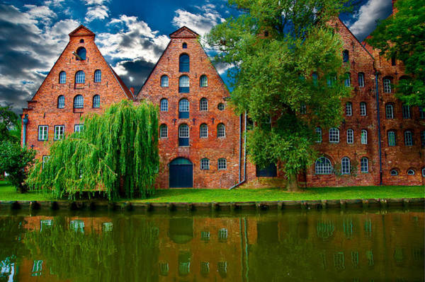 Photograph - Lubeck by Harry Spitz