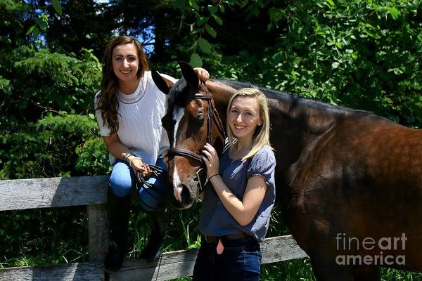 Photograph - Lucia-cora13 by Life With Horses