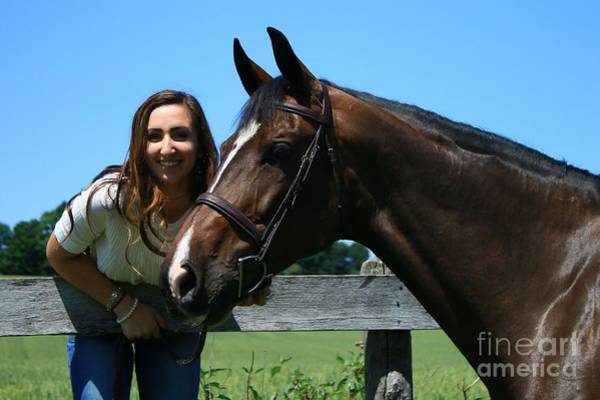 Photograph - Lucia-cora23 by Life With Horses