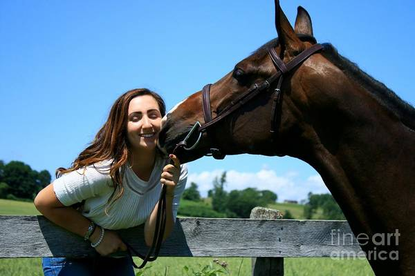 Photograph - Lucia-cora27 by Life With Horses