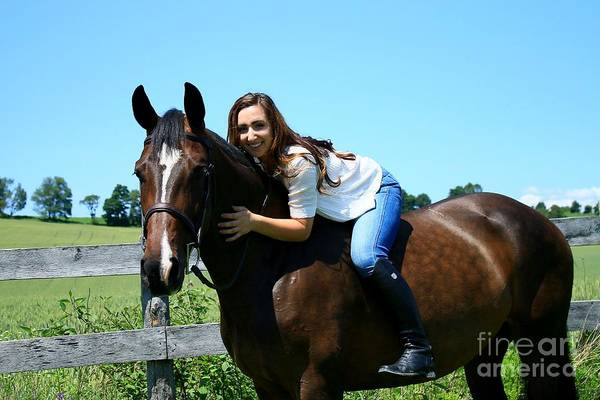 Photograph - Lucia-cora29 by Life With Horses