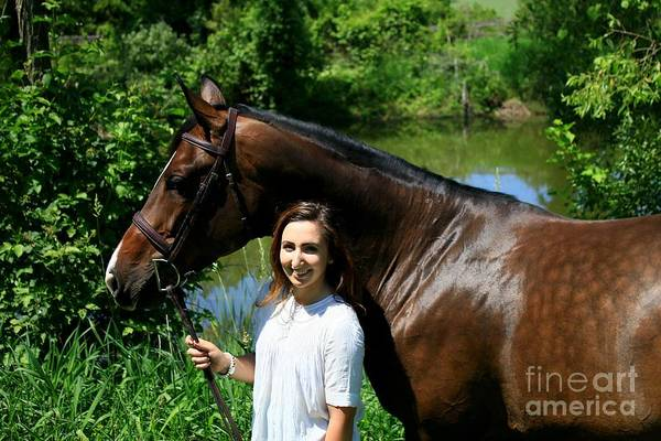 Photograph - Lucia-cora39 by Life With Horses