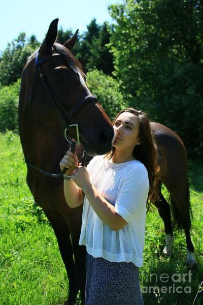 Photograph - Lucia-cora45 by Life With Horses
