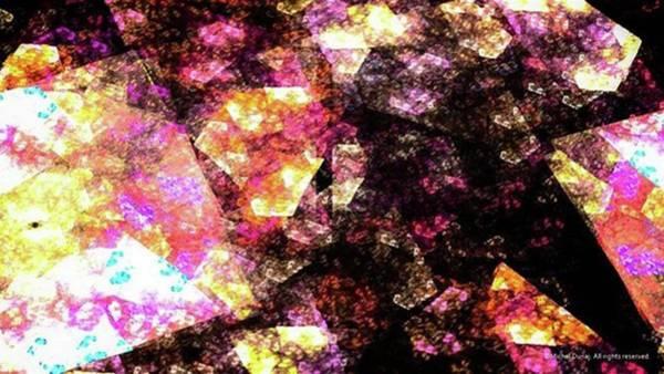 Photograph - Lucid Dream #art #digitalart #fractals by Michal Dunaj