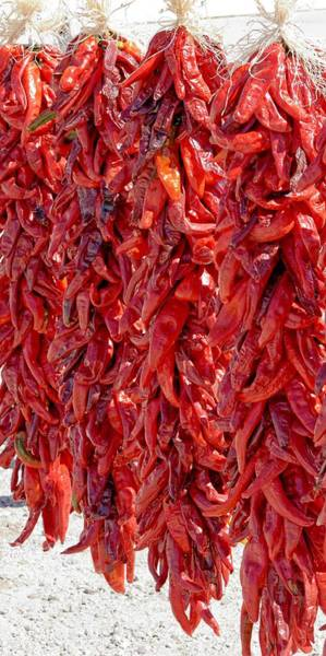 Photograph - Lucky Chilies by KJ Swan