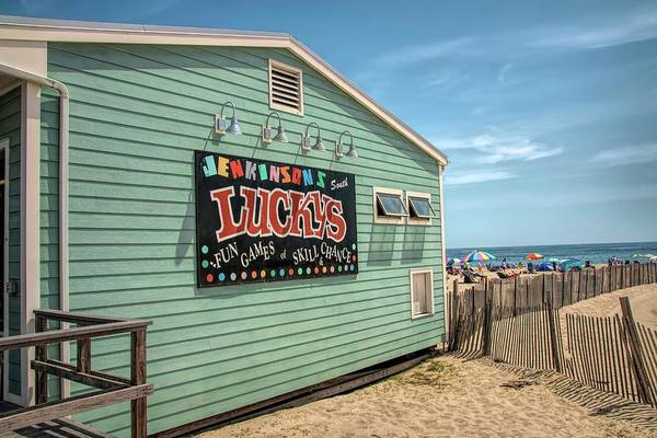 Photograph - Luckys At Jenkinsons South by Kristia Adams