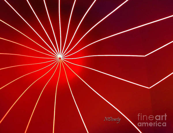 Photograph - Luminarium by Natalie Dowty
