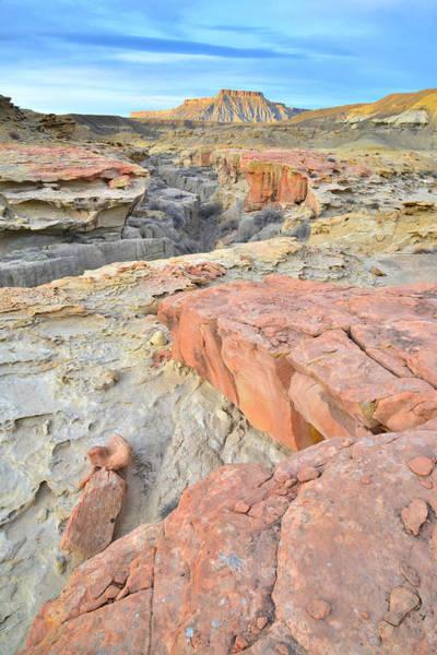 Photograph - Luna Mesa Canyon by Ray Mathis