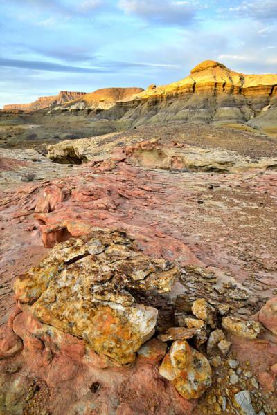 Photograph - Luna Mesa Magic Colors by Ray Mathis