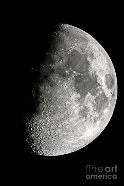 Photograph - Luna by Minolta D
