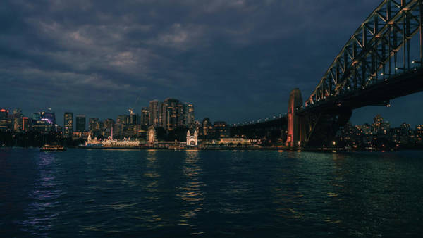 Photograph - Luna Park Sydney by Nisah Cheatham