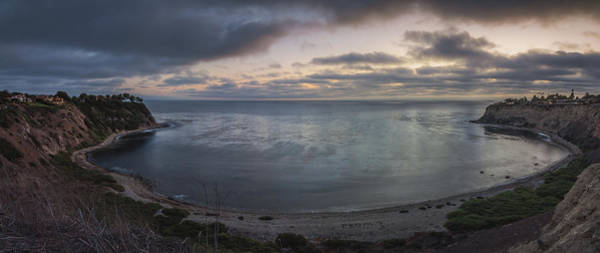 Photograph - Lunada Bay After Sunset Panorama by Andy Konieczny