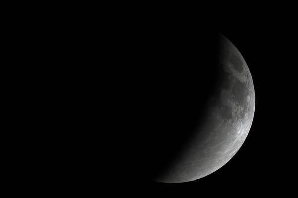 Photograph - Lunar by Ryan Heffron