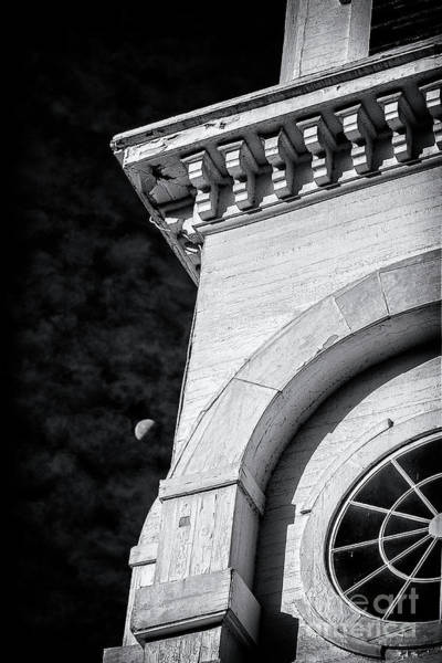 New Preston Ct Photograph - Lunar View by Grant Dupill