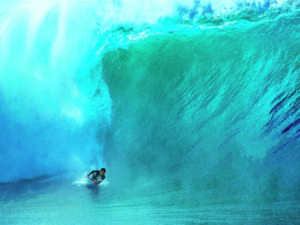 Photograph - Lunch Time At The Wedge by Dominic Piperata
