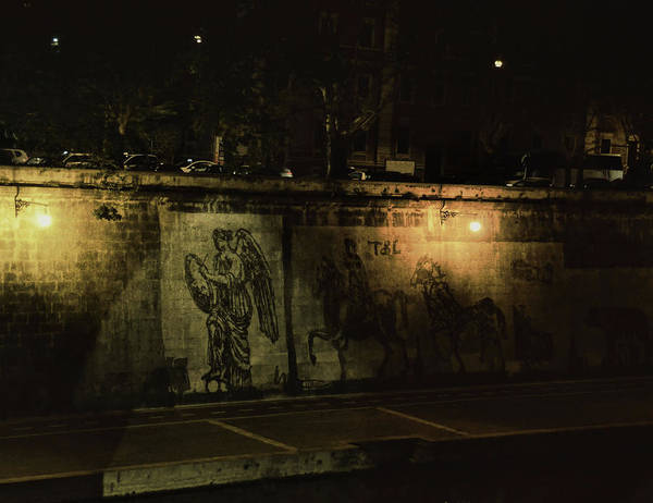 Photograph - Lungotevere Art by JAMART Photography