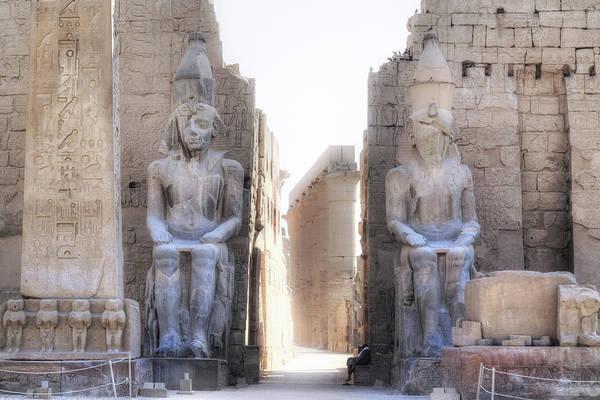 Ancient Egypt Photograph - Luxor Temple - Egypt by Joana Kruse