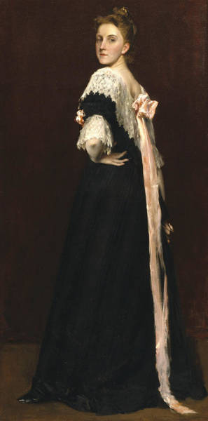 Painting - Lydia Field Emmet by William Merritt Chase