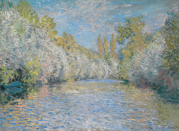 Painter Photograph - L'yerres Pres De Montgeron by Claude Monet