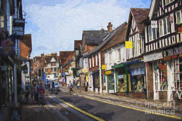 Wall Art - Photograph - Lyndhurst, Hampshire by Sheila Smart Fine Art Photography