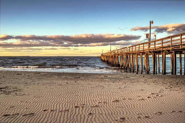 Photograph - Lynnhaven Pier  by Pete Federico