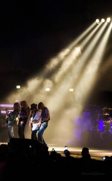 Rickey Medlocke Photograph - Lynyrd Skynyrd 3 by Micah Offman