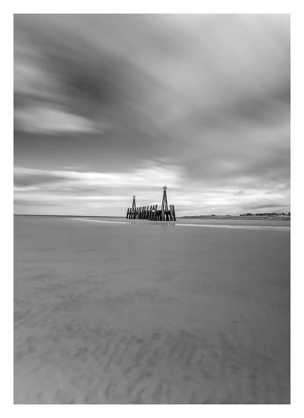 Seaside Photograph - Lytham St Annes  by Mark Mc neill