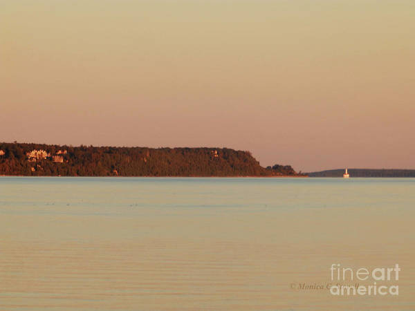 Photograph - M Landscapes Collection No. L222 by Monica C Stovall