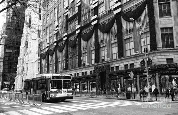 Wall Art - Photograph - M1 On 5th Avenue by John Rizzuto