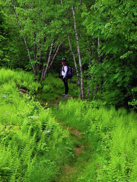 Photograph - Ma At Hiker 2 by Raymond Salani III